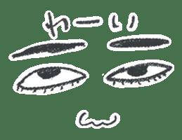 EGUCHI TAKUYA no OREIYA IYASARERU sticker #10832614