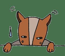Jamie The Fox Company sticker #10837433