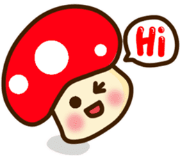 Mushroomee sticker #10837864