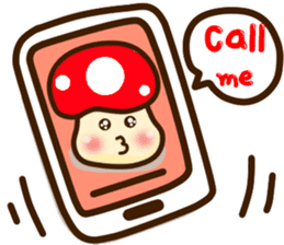 Mushroomee sticker #10837869