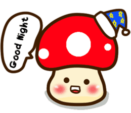 Mushroomee sticker #10837871