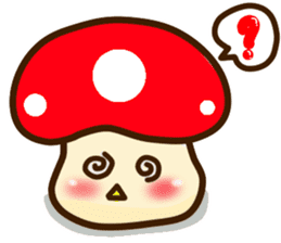 Mushroomee sticker #10837872