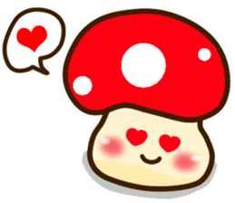 Mushroomee sticker #10837873
