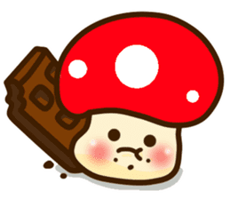Mushroomee sticker #10837877