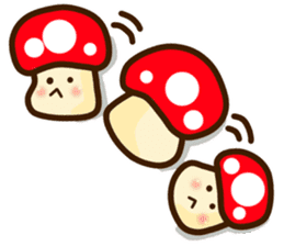 Mushroomee sticker #10837889