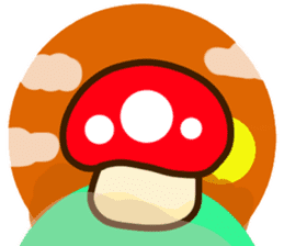 Mushroomee sticker #10837892