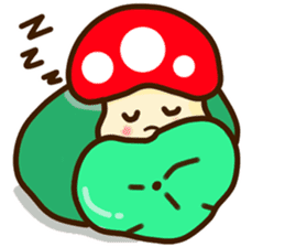 Mushroomee sticker #10837894