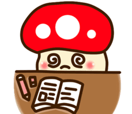 Mushroomee sticker #10837902