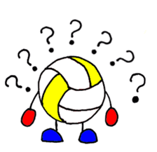 Volleyball 1. sticker #10841069