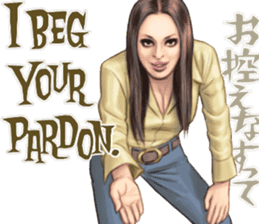 Japanese Bad Girls! sticker #10853417