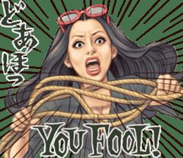Japanese Bad Girls! sticker #10853431