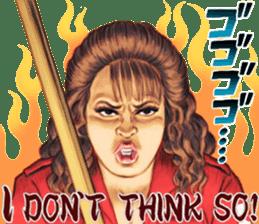 Japanese Bad Girls! sticker #10853432