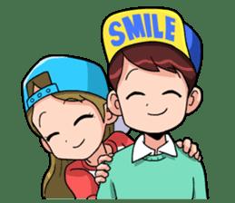 Snapback Friends! sticker #10864009