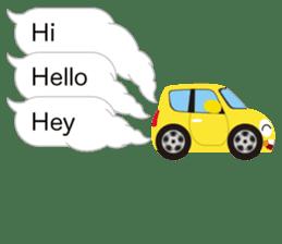 Enjoy the car! Sticker sticker #10865128
