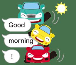 Enjoy the car! Sticker sticker #10865130