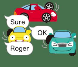 Enjoy the car! Sticker sticker #10865131