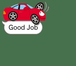 Enjoy the car! Sticker sticker #10865137