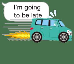 Enjoy the car! Sticker sticker #10865139