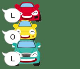 Enjoy the car! Sticker sticker #10865145