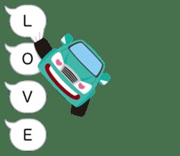 Enjoy the car! Sticker sticker #10865154