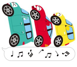 Enjoy the car! Sticker sticker #10865155
