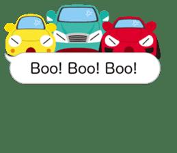 Enjoy the car! Sticker sticker #10865156