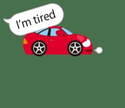 Enjoy the car! Sticker sticker #10865159