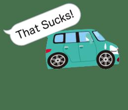 Enjoy the car! Sticker sticker #10865161