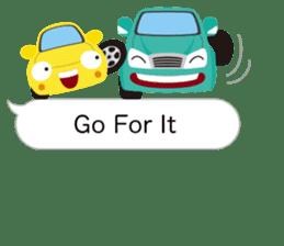 Enjoy the car! Sticker sticker #10865165