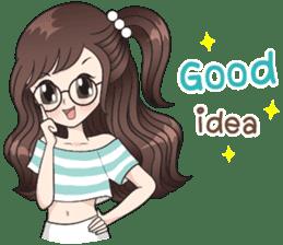 Boobib Sweet Pastels (English version) sticker #10871720
