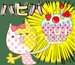 Dress up the cute girl.1 sticker #10875067