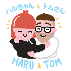 Haruchan & Tomisan