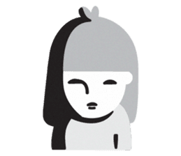 Haruchan & Tomisan sticker #10876810