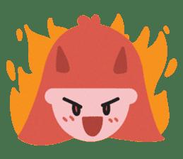 Haruchan & Tomisan sticker #10876816