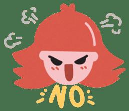 Haruchan & Tomisan sticker #10876824