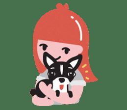 Haruchan & Tomisan sticker #10876825