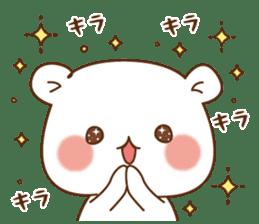 Vulgar bear For sweethearts sticker #10878536