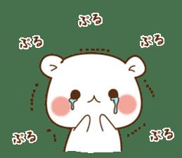Vulgar bear For sweethearts sticker #10878553