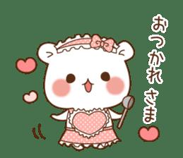 Vulgar bear For sweethearts sticker #10878556