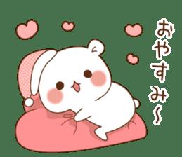 Vulgar bear For sweethearts sticker #10878558