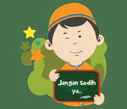 Hafiz & Hafizah sticker #10903620