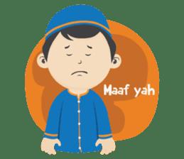 Hafiz & Hafizah sticker #10903623