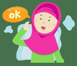 Hafiz & Hafizah sticker #10903636