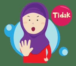 Hafiz & Hafizah sticker #10903637