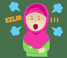Hafiz & Hafizah sticker #10903638