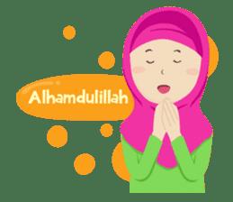 Hafiz & Hafizah sticker #10903640