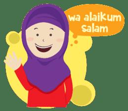 Hafiz & Hafizah sticker #10903643