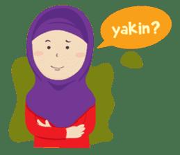 Hafiz & Hafizah sticker #10903645