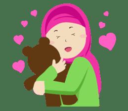 Hafiz & Hafizah sticker #10903647