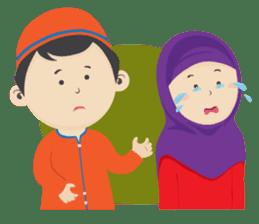 Hafiz & Hafizah sticker #10903651
